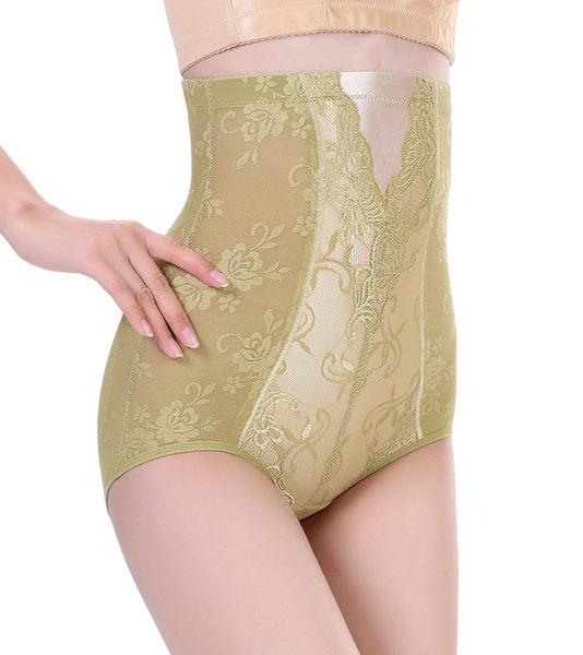 夏季超薄產後收腹束身褲 高腰束腹提臀緊身美體內褲-ynst003