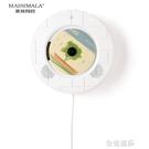 高清CD迷你壁掛便攜式學生CD機器藍牙D...