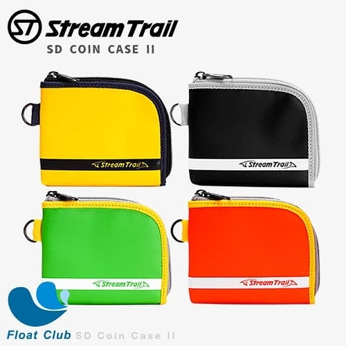 Stream Trail 周邊配件 SD Coin Case II / SD 雙色零錢包II