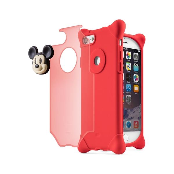 【Bone】iPhone 7 / 8 Plus 泡泡保護套-米奇