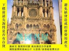 二手書博民逛書店churches&cathedrals罕見MASTERPIECE