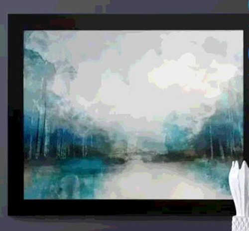[COSCO代購] W1533713 Stylecraft 壁畫 Subtle Horizon