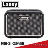 【金聲樂器】Laney MINI-ST-SUPERG 迷你音箱 立體聲輸出 可用電池