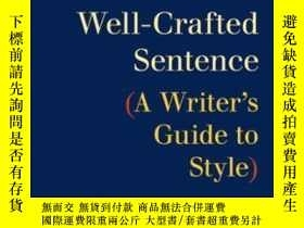 二手書博民逛書店The罕見Well-crafted Sentence-精心設計的句子Y436638 Nora Bacon Be