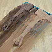 3雙女T襠3D香港大碼啞光緞面防勾極超薄品質絲襪連褲襪子