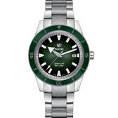 RADO雷達HyperChrome皓星系列庫克船長機械錶(R32105313)-綠