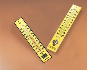 進大   JD-I-63   45公分木板溫度計  THERMOMETER /  支