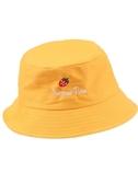 兒童帽 寶寶帽子兒童兒童遮陽漁夫帽薄款防曬男童女童潮太陽夏季小黃小孩【快速出貨】