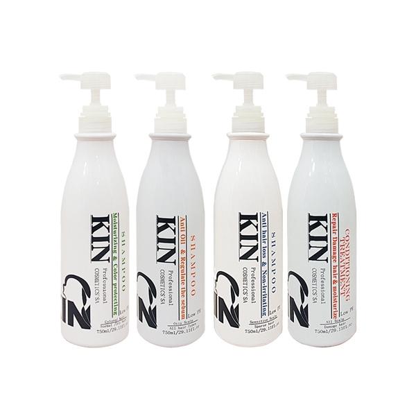 哈比 KIN 還原酸蛋白洗髮精/還原護髮素(750ml)多款可選【小三美日】原價$299