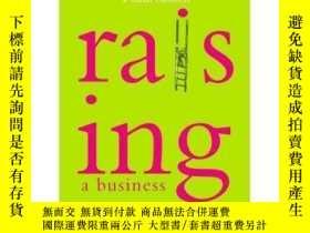 二手書博民逛書店Raising罕見a Business: A Woman s No-nonsense Guide to Succe