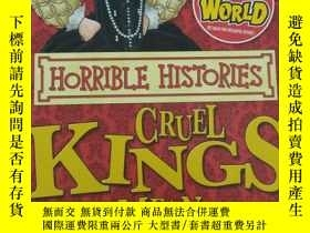 二手書博民逛書店CRUEL罕見KINGS AND MEAN QUEENS TER