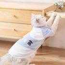 貓咪衣服網紅小貓夏季