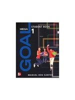二手書博民逛書店 《Mega Goal (1) with Audio CDs/2片》 R2Y ISBN:9780071312295│ManuelDosSantos