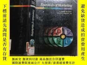 二手書博民逛書店ESSENTIALS罕見OF MARKETING 市場營銷學精要