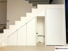 【歐雅系統家具 】樓梯下空間