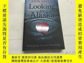 二手書博民逛書店Looking罕見for Alaska by John GreenY8204 Looking for Alas