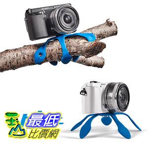 [106美國直購] Miggo MW SP-CSC BL 20 相機用章魚腳架 Carrying Strap, Black