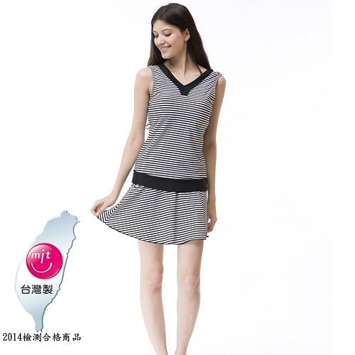【南紡購物中心】【Bich Loan】夏燕大女三件式泳裝附泳帽13006501