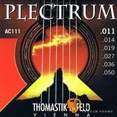 【缺貨】Thomastik Infeld 奧地利手工 民謠吉他弦 (Plectrum系列: AC111 (11-50) 民謠吉他弦【AC-111】