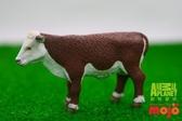 【Mojo Fun 動物星球】野生動物-赫里福郡小牛(站姿) 387068