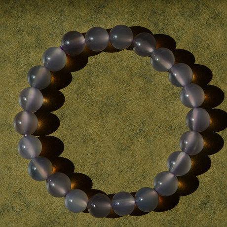 紫玉髓手鏈 小巧女款 8mm