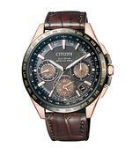 【刷卡分期零利率】CITIZEN光動能GPS衛星對時CC9016-01E 鱷魚皮錶帶 限量款 43.5mm 台灣星辰保固兩年