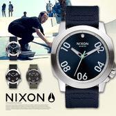 【人文行旅】NIXON | A514-2076 軍事風格 Ranger 45 Nylon