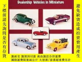 二手書博民逛書店Promotional罕見Cars & Trucks, 1934