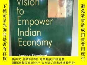 二手書博民逛書店Nehru s罕見Vision to Empower India
