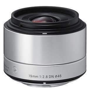 名揚數位 SIGMA 19mm F2.8 DN ART 恆伸公司貨保固三年~ (ㄧ次付清) M43 SONY E接環