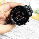 ALBA 雅柏極簡時尚型男計時腕錶VD532-X313SD/AT3E01X1公司貨