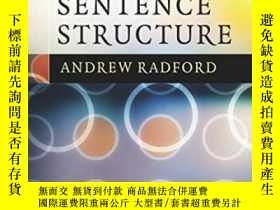 二手書博民逛書店An罕見Introduction To English Sentence StructureY255562 A