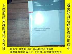 二手書博民逛書店HP罕見DISTRIBUTED PRINT SERVICE ADMINISTRATION GUIDEY2064