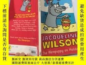 二手書博民逛書店the罕見werepippy on holiday 度假的夜總會Y200392
