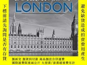 二手書博民逛書店Five罕見Hundred Buildings of Londo
