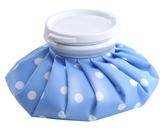 MUVA冰熱雙效水袋6吋(藍白點)SA3003WB