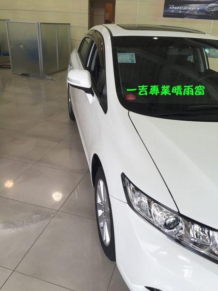 【一吉】Civic九代 K14 正日本無限樣式 晴雨窗 / civic9晴雨窗 mugen晴雨窗 無限晴雨窗