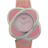 TISSOT天梭 T-TREND系列花瓣造型腕錶 【二手名牌BRAND OFF】