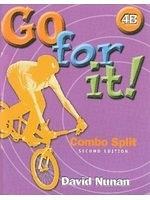 二手書博民逛書店 《Book 4B for Go for it!, 2nd》 R2Y ISBN:1413004334│DavidNunan