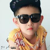 Elfin.軟Q方框迷彩兒童戶外寶寶矽膠UV400偏光太陽眼鏡【f5048】911 SHOP