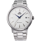 ORIENT東方 紳士機械錶-銀/40.5mm RA-AC0005S