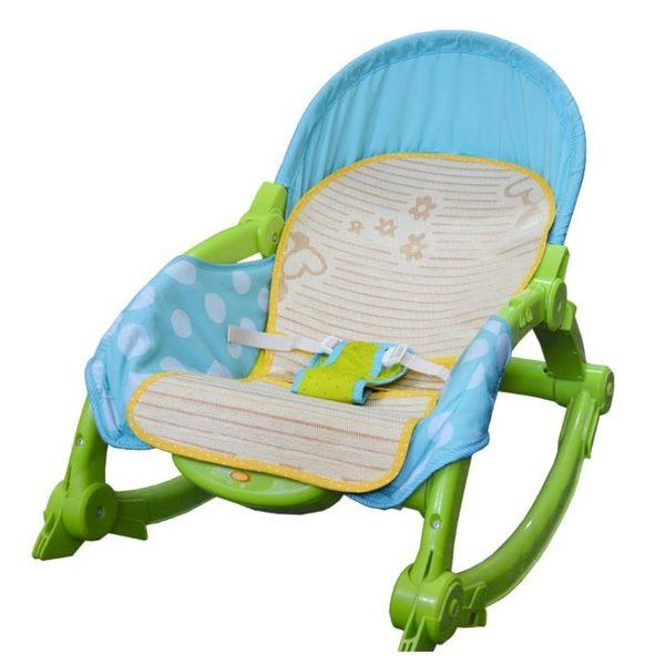 嬰兒搖椅適用涼席冰絲涼席涼而不涼舒適配套涼席igo   韓小姐