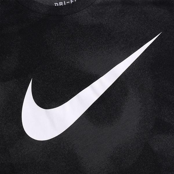 Nike Breathe Elite SS 男 黑 混色 短袖上衣 訓練 運動 慢跑 排汗 短袖 891611060