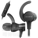 【曜德★新品】SONY MDR-XB510AS 黑色 EXTRA BASS™ 防水運動入耳式耳機 線控  / 免運 / 送收納盒