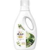 日本 P&G BOLD 植物芳香洗衣精 750g【康是美】