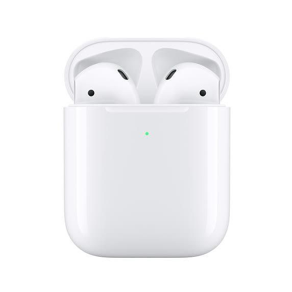 【新款開賣】AirPods 搭配充電盒 2019 (支援無線充電)