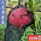 防鳥網 水果防鳥防果蠅防蟲網袋黑色火龍果專用套袋套果袋規格齊全 阿薩布魯