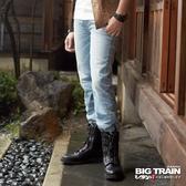 Big Train 經典小直筒-男-淺藍-BM711572(領劵再折)
