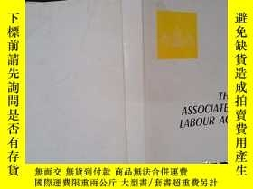 二手書博民逛書店The罕見associated labour act(詳見圖)Y