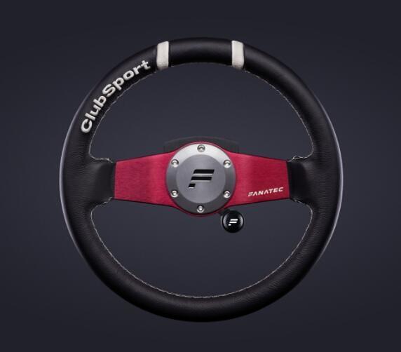 [2美國直購] fanatec 方向盤 ClubSport Steering Wheel Drift V2